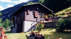 Chalet in het nationaal park Gran Paradiso