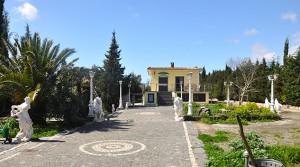 Prachtige villa in exclusieve omgeving in de nabijheid van de Vesuvius
