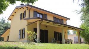 Prachtig huis in heuvels Romagna