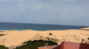 Woning in vakantiecomplex, prachtig zicht op de zee en duinen