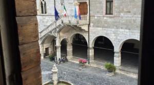 Klaar appartement in het centrum van Venzone