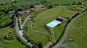 Agriturismo met zwembad, vlakbij Orvieto