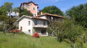 Alleenstaande woning met zicht op het prachtige Lago d'Orta