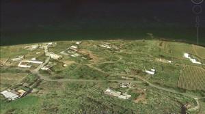 Panoramisch gelegen her op te bouwen ruïne met tuin