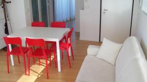 Appartement met 4 terrassen in het centrum van Lignano Sabbiadoro