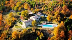 Luxe gastenverblijf en huis met infinity zwembad en een prachtig uitzicht