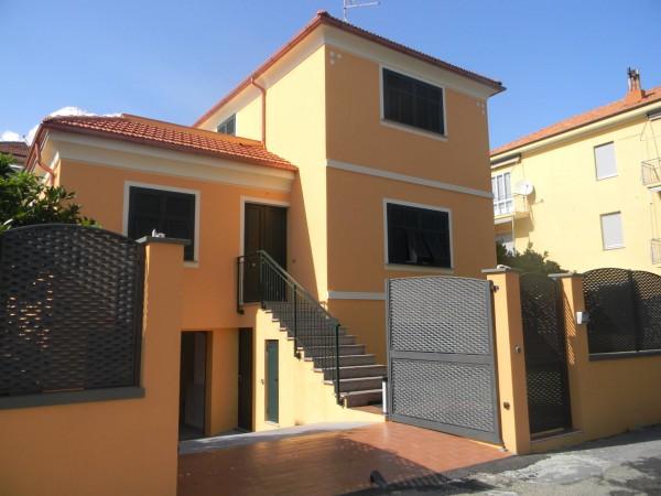 nieuwbouw villa loano te koop ligurie
