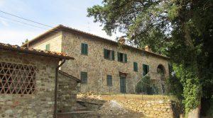 Gelijkvloers in Toscaanse villa (Chianti)