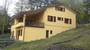 Ruime vrijstaande Villa op grens van Toscane en Emilia Romagna, ook geschikt voor B & B