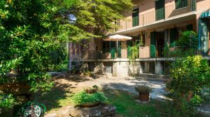 Villa-appartement te koop bij Padova op 40 km van Venetië