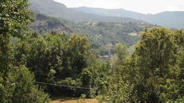 uitzicht - huis te koop emilia romagna