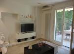 Liguria Bordighera appartement met tuin te koop 12