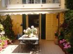 Liguria Bordighera appartement met tuin te koop 17