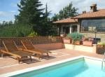 Passignano sul Trasimeno villa met zwembad te koop 12