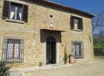 alleenstaand stenen huis cortona toscane te koop 5