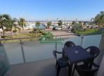 appartement in de haven van San Lorenzo al Mare Ligurie Italie te koop 1