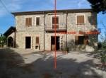 campania castellabata deel van stenen villa te koop 3