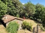 klein stenen huisje cortona toscane te koop 1