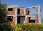 villa in aanbouw zeezicht termini imerese sicilie 2