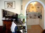 villa met zwembad zeezicht in Imperia Liguria te koop 36