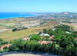Ancona, Le Marche - luxe villa met zeezicht te koop 9