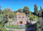 klein stenen huisje in toscane te koop