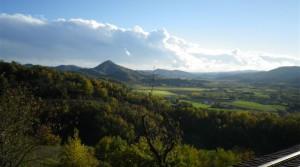 Zeer panoramisch gelegen, vernieuwd landhuis
