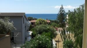Villa met zeezicht op 400 meter van het strand