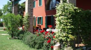 Landhuis op het platteland op 30 km van Venetië