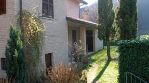 Villa in de groene heuvels van Borgo Pace (PU)