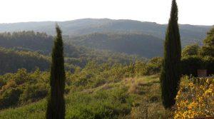 Oase van rust tussen Rome en Firenze
