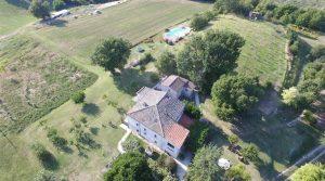 Huis met zwembad te koop in Pergola