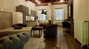 Apartement in Lucca historisch centrum