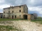 Monterubbiano renovatieproject te koop