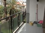 Bordighera Ligurie appartement met zwembad te koop 14