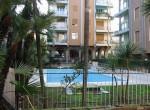 Bordighera Ligurie appartement met zwembad te koop 2