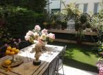 Liguria Bordighera appartement met tuin te koop 14