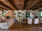 Sant'Angelo in Pontano villa met zwembad te koop 4