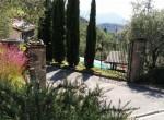 Villa in de heuvels bij Lucca Toscane te koop 19
