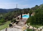 Villa in de heuvels bij Lucca Toscane te koop 21
