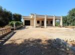 huis in aanbouw te koop san vito dei normanni puglia