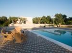 huis met zwembad te koop in San Michele Salentino Puglia 21