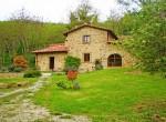 huis te koop in toscane cortona gerenoveerde molen zwembad 1