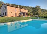 1 gerenoveerd landhuis met zwembad in umbrie