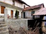 Lequio Berria Piemonte stenen huis te koop 2