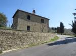 alleenstaand stenen huis cortona toscane te koop 9