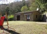 klein stenen huisje cortona toscane te koop 4