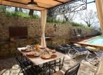 stenen villa met zwembad te koop cortona toscane 4