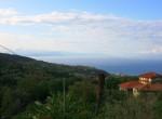 Calabrie, Italie - te renoveren huis met zeezicht te koop 2