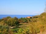Calabrie, Italie - te renoveren huis met zeezicht te koop 3